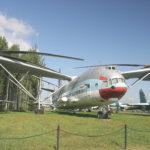 Музей военной авиации в Монино