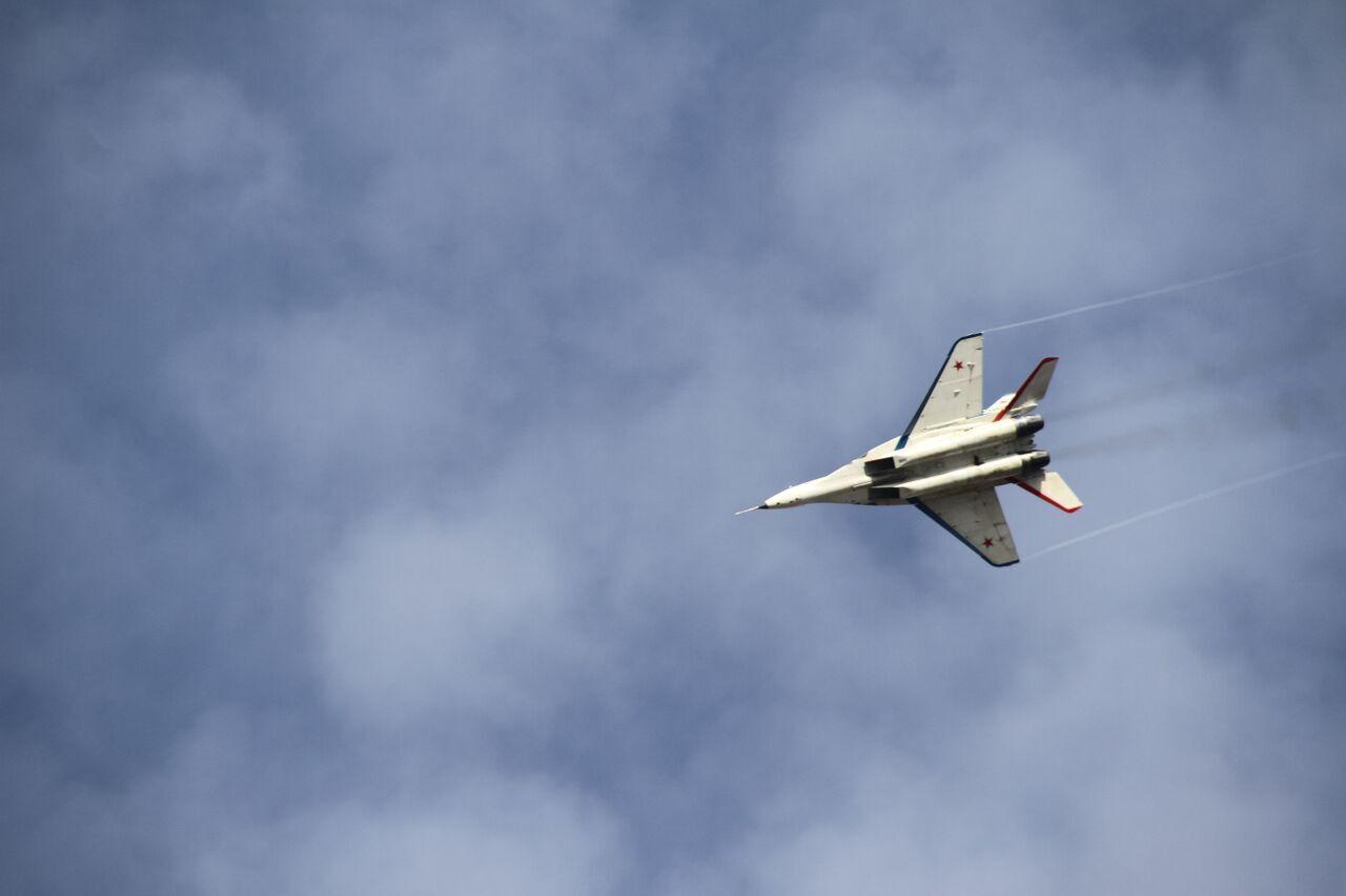 Сколько стоит полет на Миг-29
