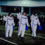 Мария Петровна о поездке на Байконур