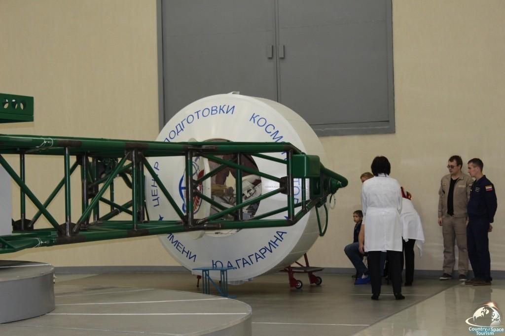 Космические тренажеры ЦПК