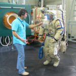 Космический тренажер Выход-2