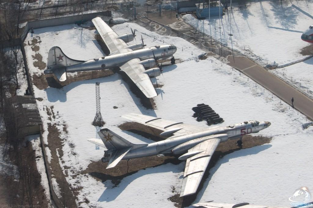 ВВС в Монино