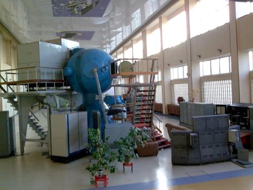 Космический тренажер Дон - Союз ТМА