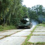 Катание на танке для туристов