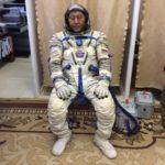 Космический скафандр Сокол