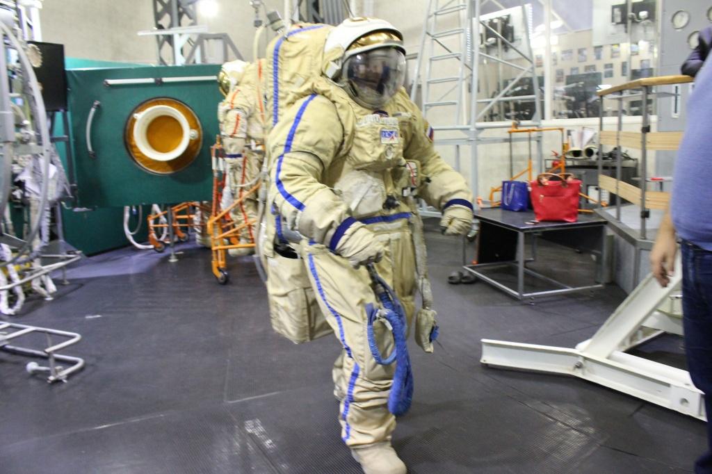 Полет в космос для детей и взрослых