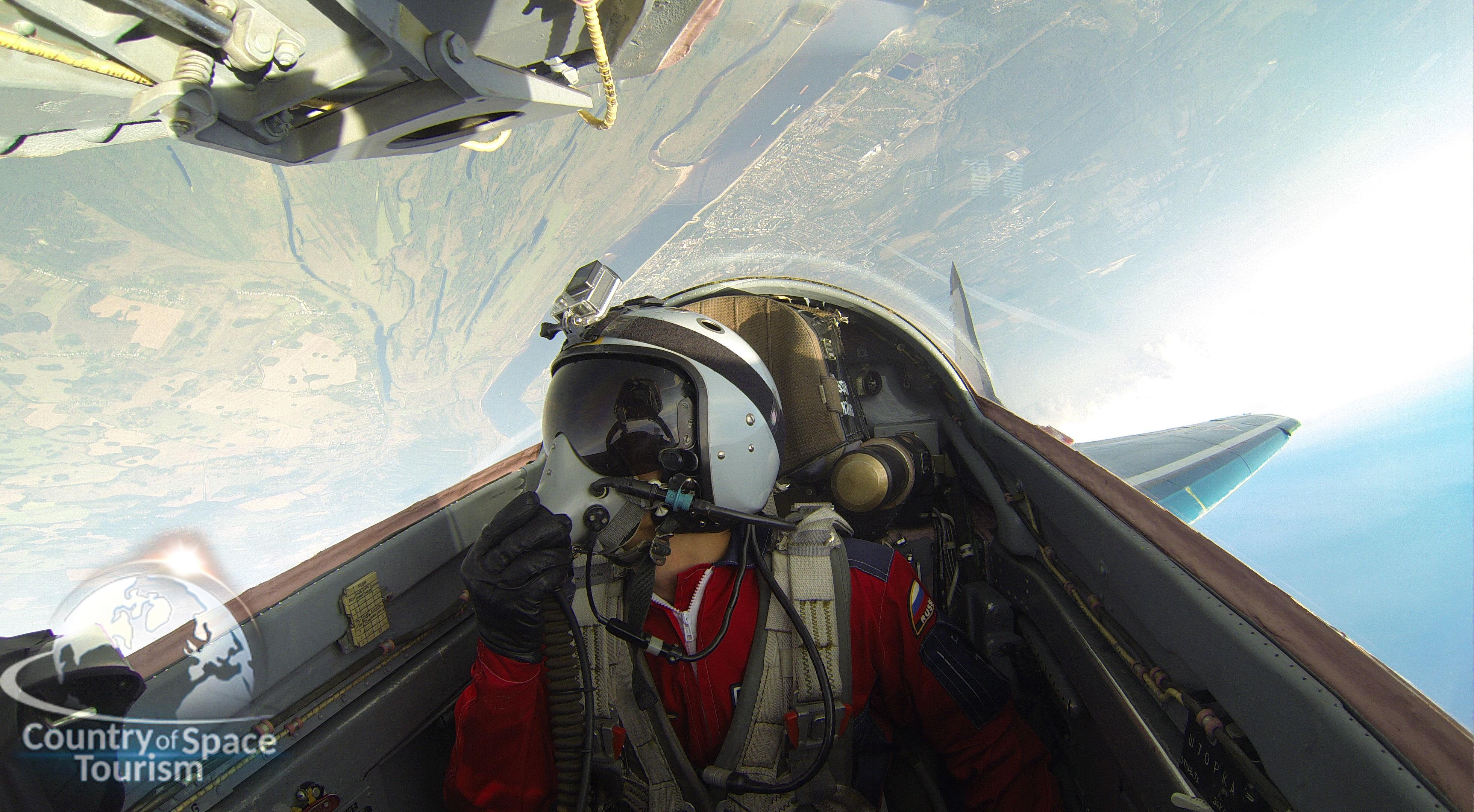 Полеты на МиГ-29